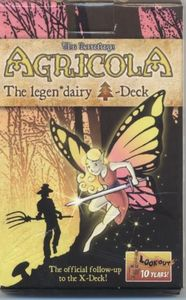 Agricola: The Legen*dairy Forest-Deck