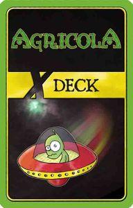 Agricola X-Deck