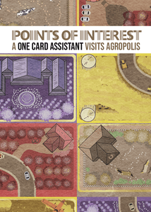 Agropolis: Points of Interest