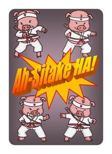 Ah-Sitake HA!