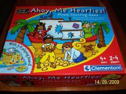 Ahoy, Me Hearties