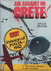 Air Assault On Crete/Invasion of Malta: 1942