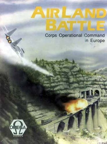 AirLand Battle: Corps Operational Command in Europe