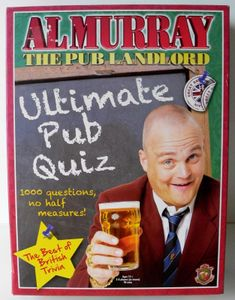 Al Murray The Pub Landlord Ultimate Pub Quiz