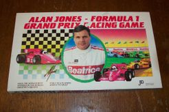 Alan Jones Formula 1 Grand Prix Racing Game