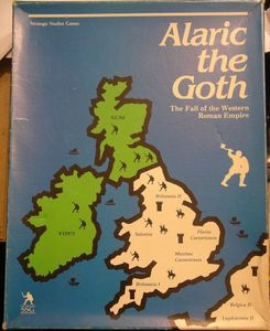 Alaric the Goth: Fall of the Western Roman Empire