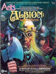 Albion: Land of Faerie