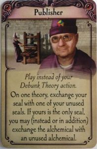 Alchemists: Publisher