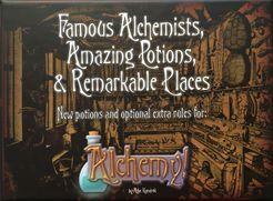 Alchemy!: Famous Alchemists, Amazing Potions, & Remarkable Places
