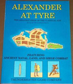 Alexander at Tyre