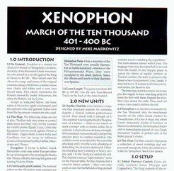 Alexandros: Xenophon – March of the Ten Thousand