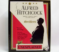 Alfred Hitchcock: The Unexplained