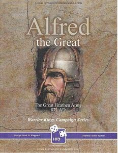 Alfred the Great: The Great Heathen Army 871AD