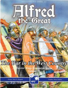 Alfred the Great: War in the West Country 876AD