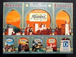 Alhambra: Big Box Special Edition