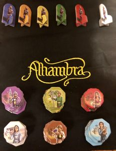 Alhambra: Designers' Expansion – Palace Staff