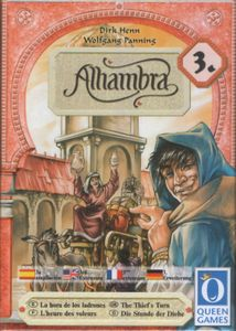 Alhambra: The Thief's Turn