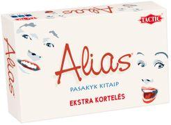 Alias: New Cards