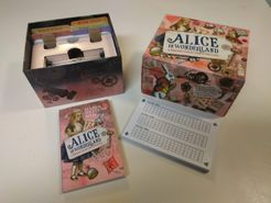 Alice in Wonderland: A Curious Collection of Puzzles