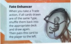 Alien Artifacts: Fate Enhancer