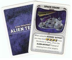 Alien Frontiers: The Space Crane
