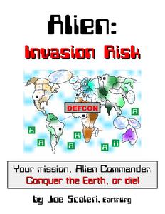 Alien: Invasion Risk