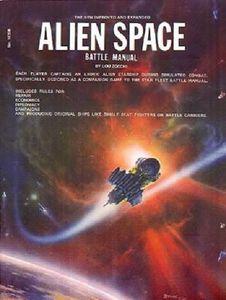 Alien Space Battle Manual