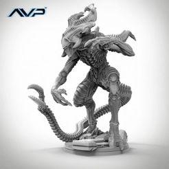 Alien vs Predator: Alien King Expansion
