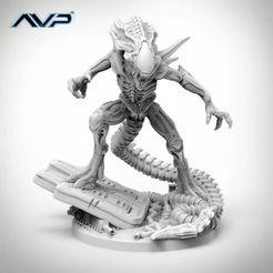 Alien vs Predator: Alien Praetorian