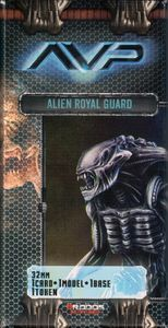 Alien vs Predator: Alien Royal Guard Expansion
