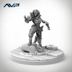 Alien vs Predator: Machiko Noguchi