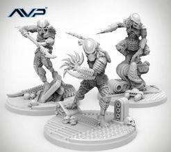 Alien vs Predator: Predator Elite