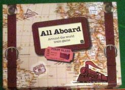 All Aboard: Around the World Train Game