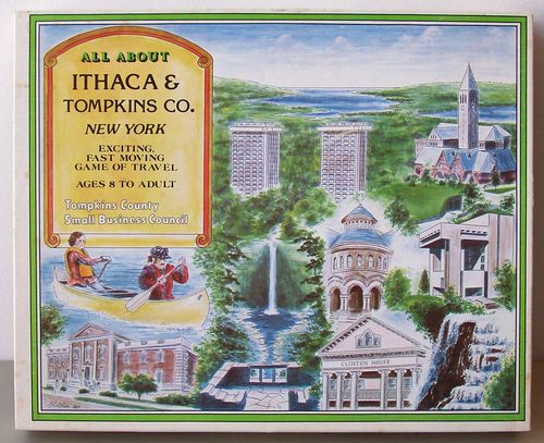 All About Ithaca & Tompkins County, NY