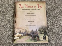 All Honour is Lost: Scenarios & Regulations for Wargaming Skirmishes of the First Carlist War 1833-1840