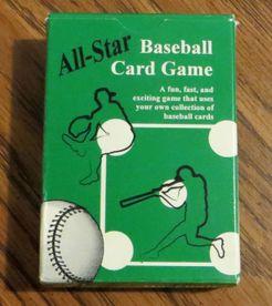 All-Star Baseball Card Game