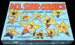 All Star Comics Card Game