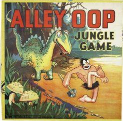 Alley Oop Jungle Game