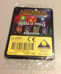 Alliances: Means of Power Expansion