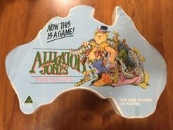 Alligator Jones: The Game