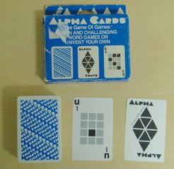 Alpha Cards: The Game of Games