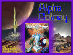 Alpha Colony: The Galaxy Prime Expansion