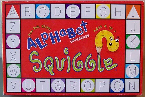 Alphabet Squiggle