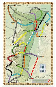 Alsace (fan expansion for Ticket to Ride)