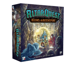Altar Quest: Ruins of Arkenspire