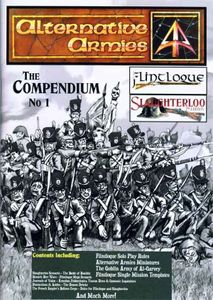 Alternative Armies: The Compendium No1