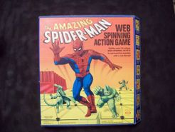 Amazing Spider-Man Web Spinning Action Game