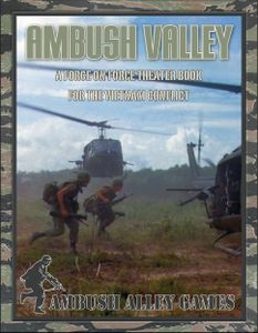 Ambush Valley: A Force on Force Theater Book for the Vietnam Conflict