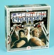 American Chopper DVD BoardGame