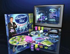 American Idol All-Star Challenge DVD Game